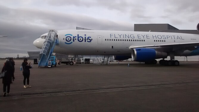 Flying Eye Hospital - orbis.org